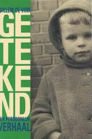 foto cover van boek Getekend Een persoonlijk verhaal