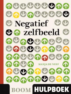 foto van cover boek Negatief zelfbeeld