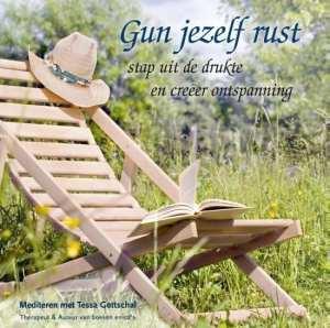 foto cover boek Gun jezelf rust (luisterboek) luisterboek - stap uit de drukte en creeer ontspanning