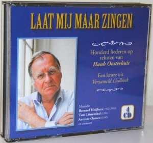 foto van cover cd Laat Mij Maar Zingen 1