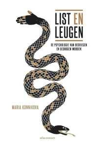 foto cover boek List en leugen de psychologie van bedriegen en bedrogen worden