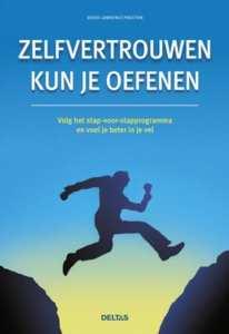 foto cover van boek zelfvertrouwen kun je oefenen