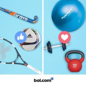 bol.com sport spel fitness gezondheid