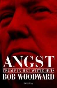 Angst Trump in het Witte Huis