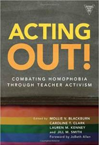 acting out cover book
