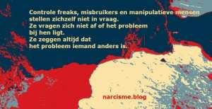 controle freaks misbruikers en manipulatieve mensen narcisme.blog