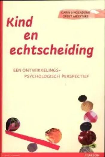 kind en echtscheiding een ontwikkelingspsychologisch onderzoek