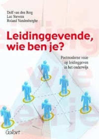 cover boek leidinggevende wie ben jij