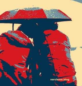 samen onder de paraplu narcisme.blog Het eren van een overvloedige geheel andere 'Ik zal er zijn.' Jeuzs