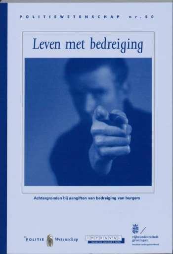 cover boek politiewetenschap