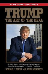 cover boek Trump The art of the deal