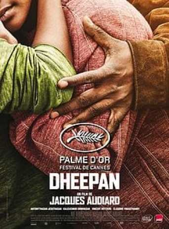 movie cover Dheepan