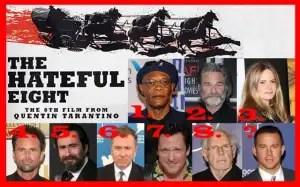The Hateful Eight Acteurs: Jennifer Jason Leigh