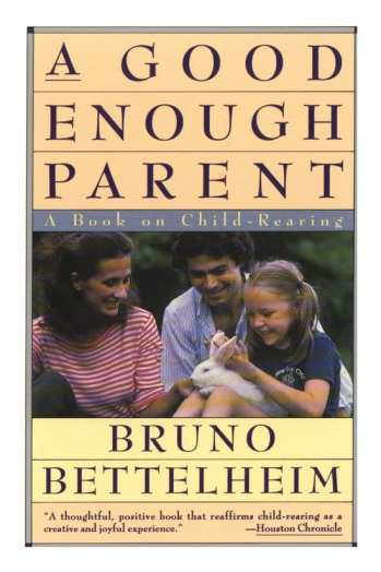 cover book a good enough parent
