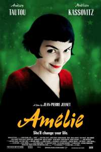 DVd movie Amélie