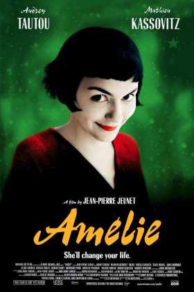 DVd movie Amélie