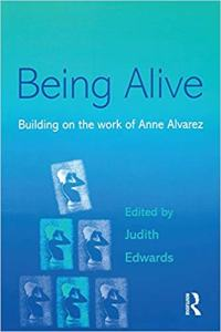cover book being alive