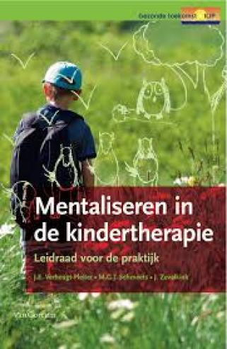 mentaliseren in kindertherapie cover boek