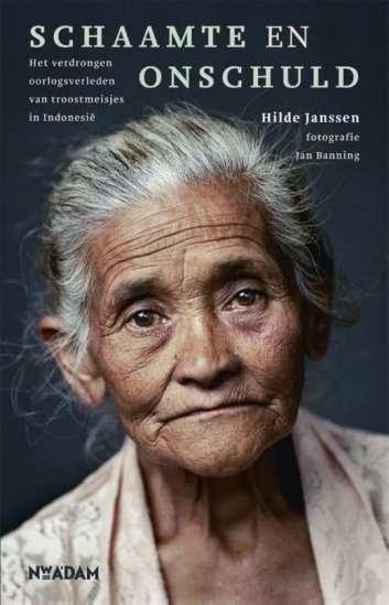 book cover schaamte en onschuld