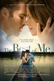 movie dvd the best of me