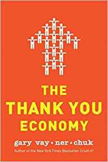 cover book the thank you economy