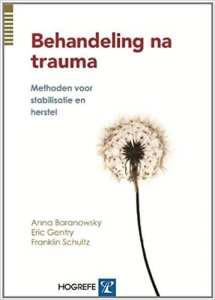 cover boek behandeling na trauma