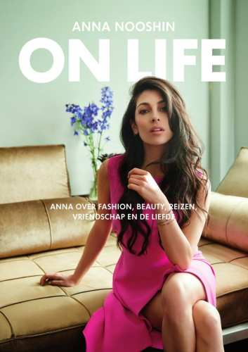 on life fashion cover book