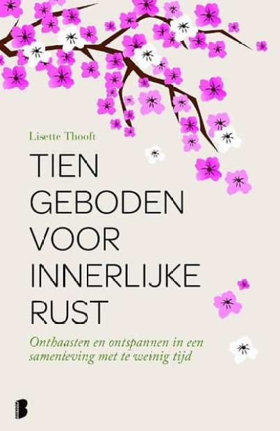 foto cover van tien geboden van innerlijke rust