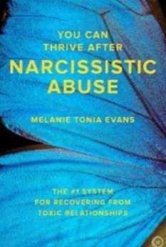 nieuw boek van Melanie Tonia Evans Narcissistic Abuse Recovery program