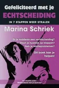 foto van cover boek Marina Schriek In 7 stappen weer stralen