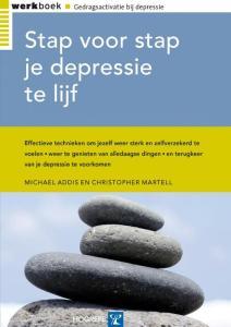 stap voor stap je depressie te lijf werkboek