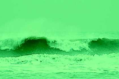 foto van de golven op de zee hoe ga je loskomen van een narcist
