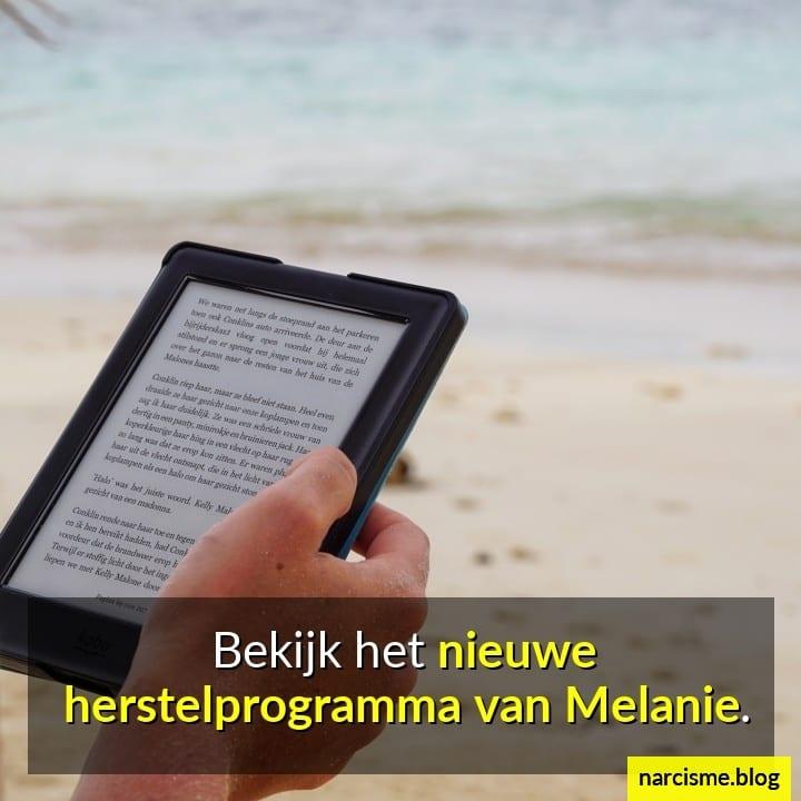 bekijk het nieuwe herstelprogramma van Melanie 6