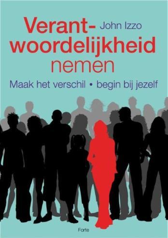 cover boek Verantwoordelijkheid nemen maak het verschil begin bij jezelf