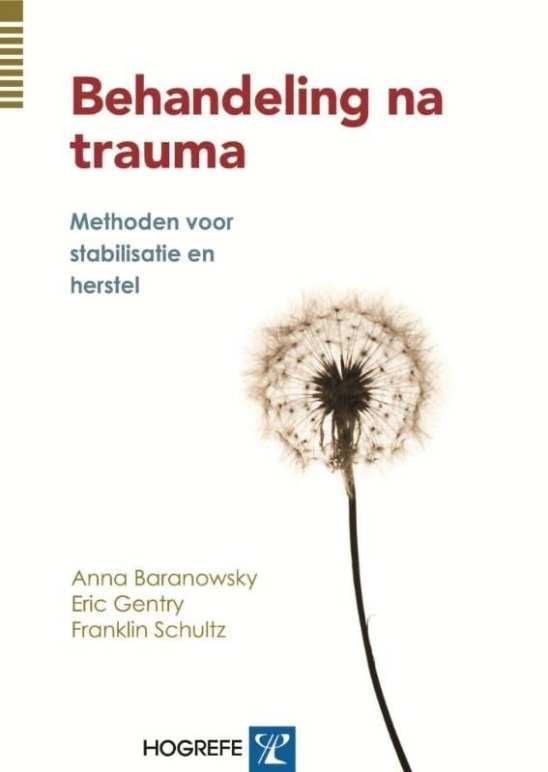 behandeling na trauma cover