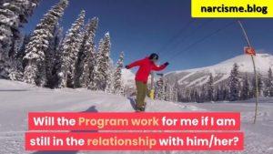 aan het skiën voor narcisme.blog