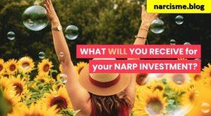 zeepbellen en zonnebloemen met vrouw voor narcisme.blog