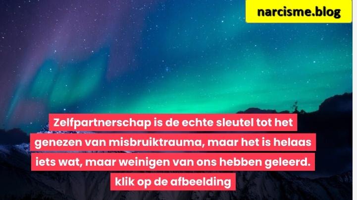Zelfpartnerschap is de echte sleutel tot het genezen van misbruiktrauma, maar het is helaas iets wat, maar weinigen van ons hebben geleerd klik op de afbeelding voor narcisme.blog