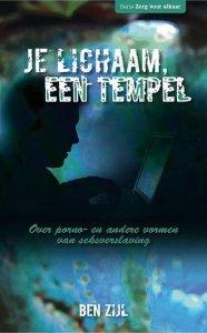 cover boek je lichaam een tempel