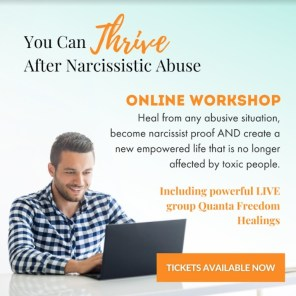 feit over narcistisch misbruik