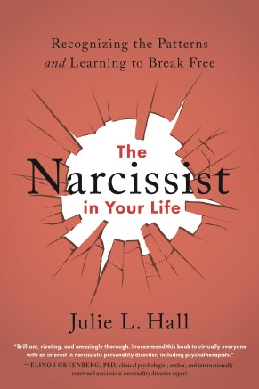 Living with a narcissist book