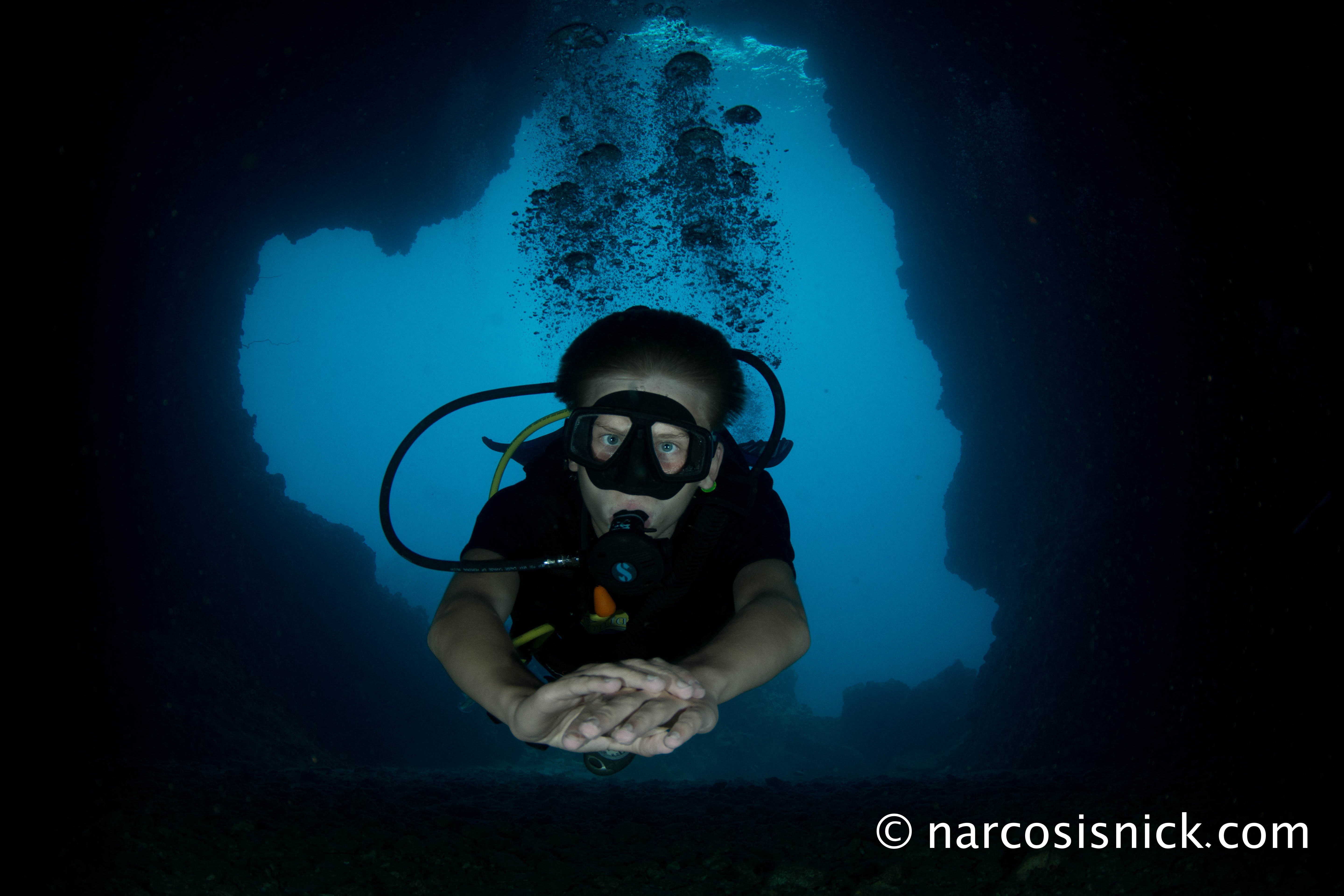Dived - Potriat Photography - Narcosis Nick