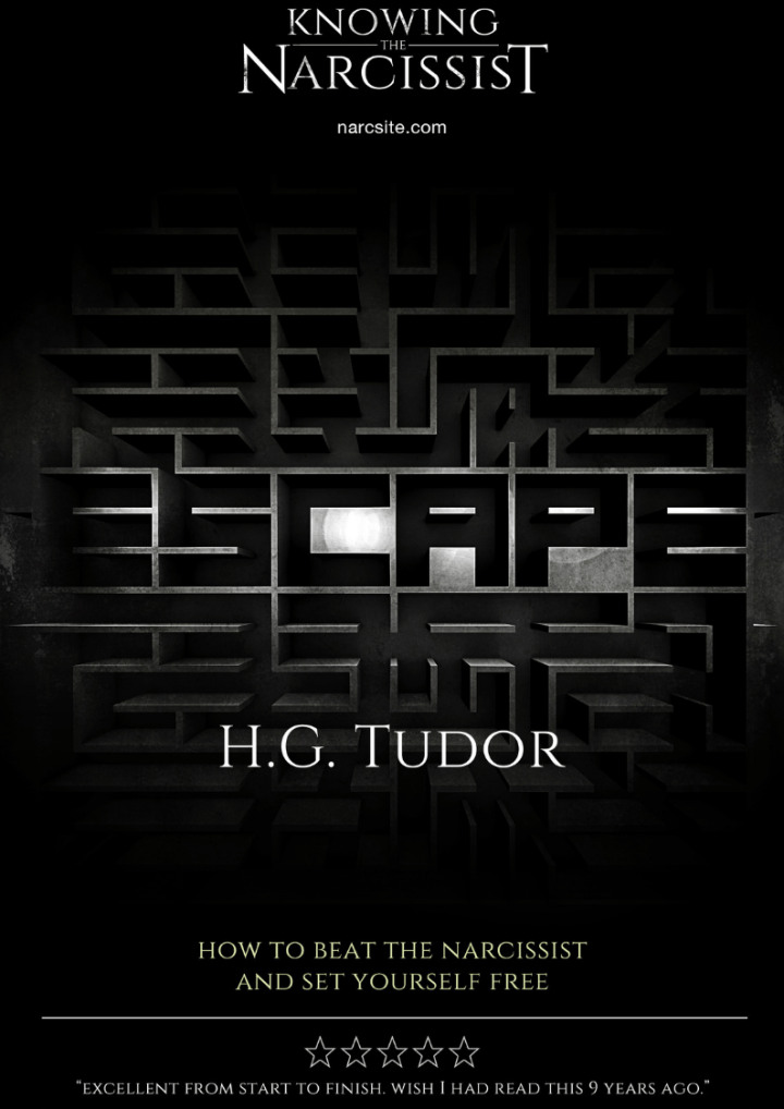 escape flyer