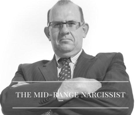 the-mid-range-narcissist