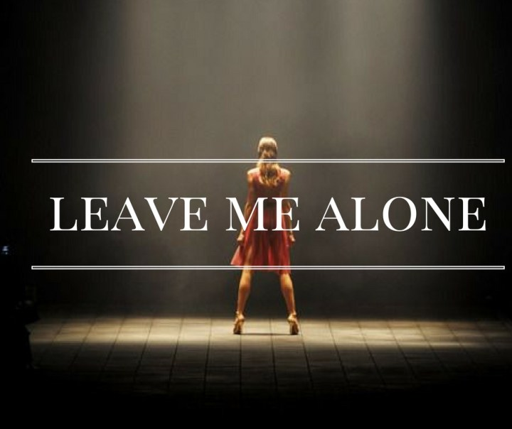 Leave Me Alone – Knowing the Narcissist : HG Tudor