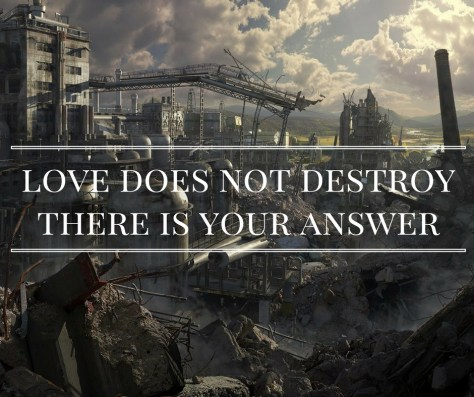 love-does-not-destroythere-is-your-answer