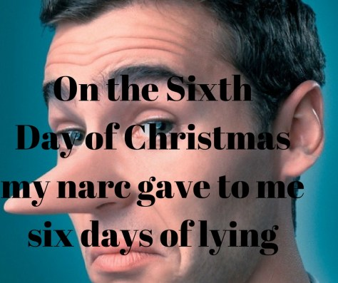 on-the-sixthday-of-christmasmy-narc-gave-to-mesix-days-of-lying