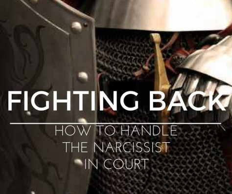 how to deal with a malignant narcissist