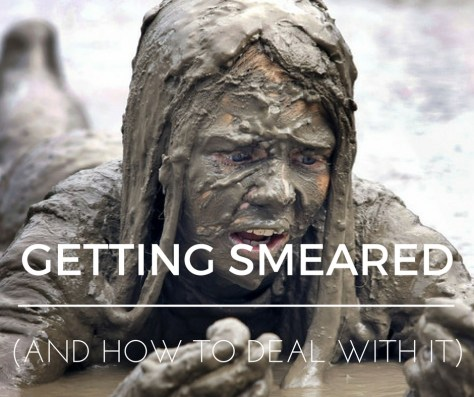 getting-smeared