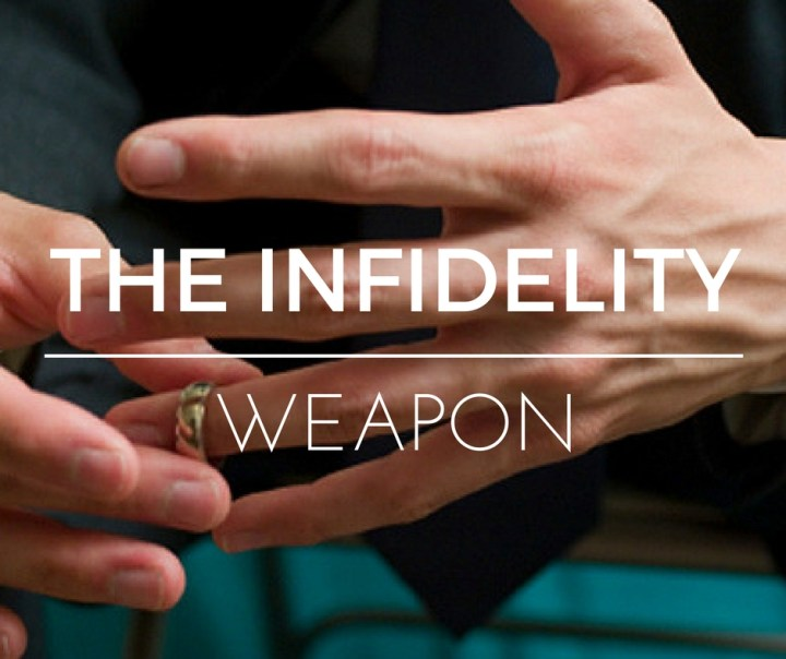 The Infidelity Weapon – Knowing the Narcissist : HG Tudor